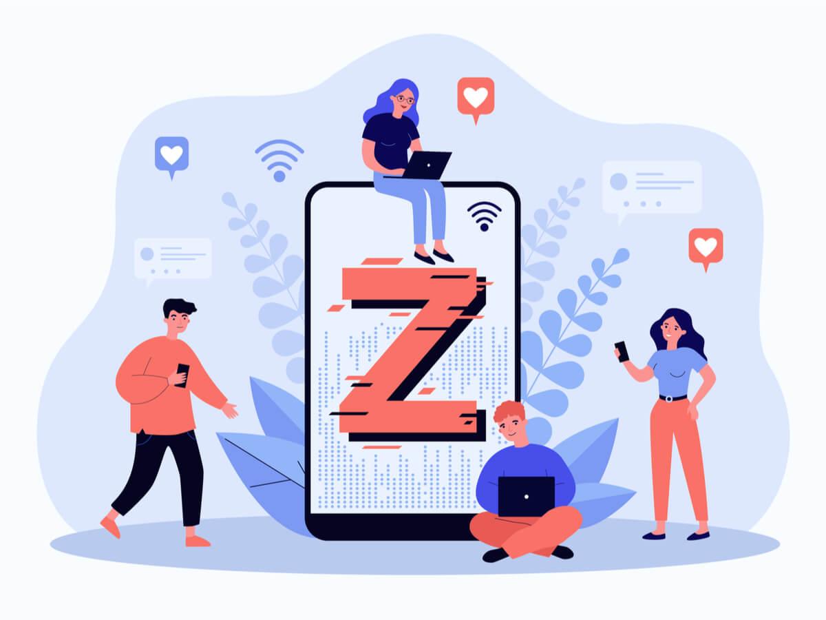 Content cho Gen Z