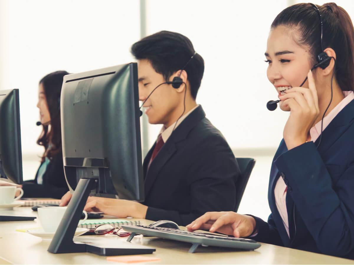 học cách tư vấn khách hàng