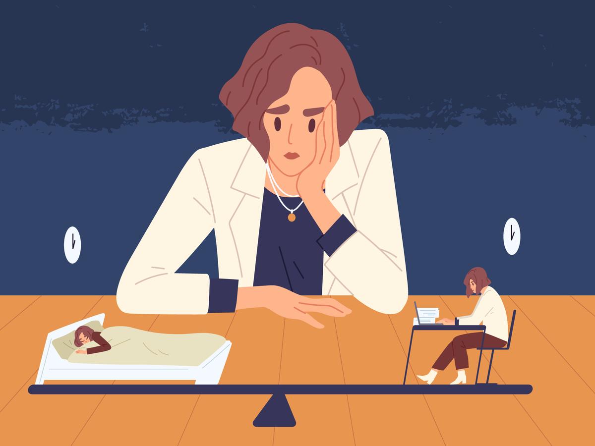Cái gọi là cân bằng cuộc sống và công việc có phải là điều có thật?
