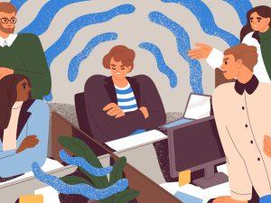 5 loại người tuyệt đối không được kết giao chốn công sở