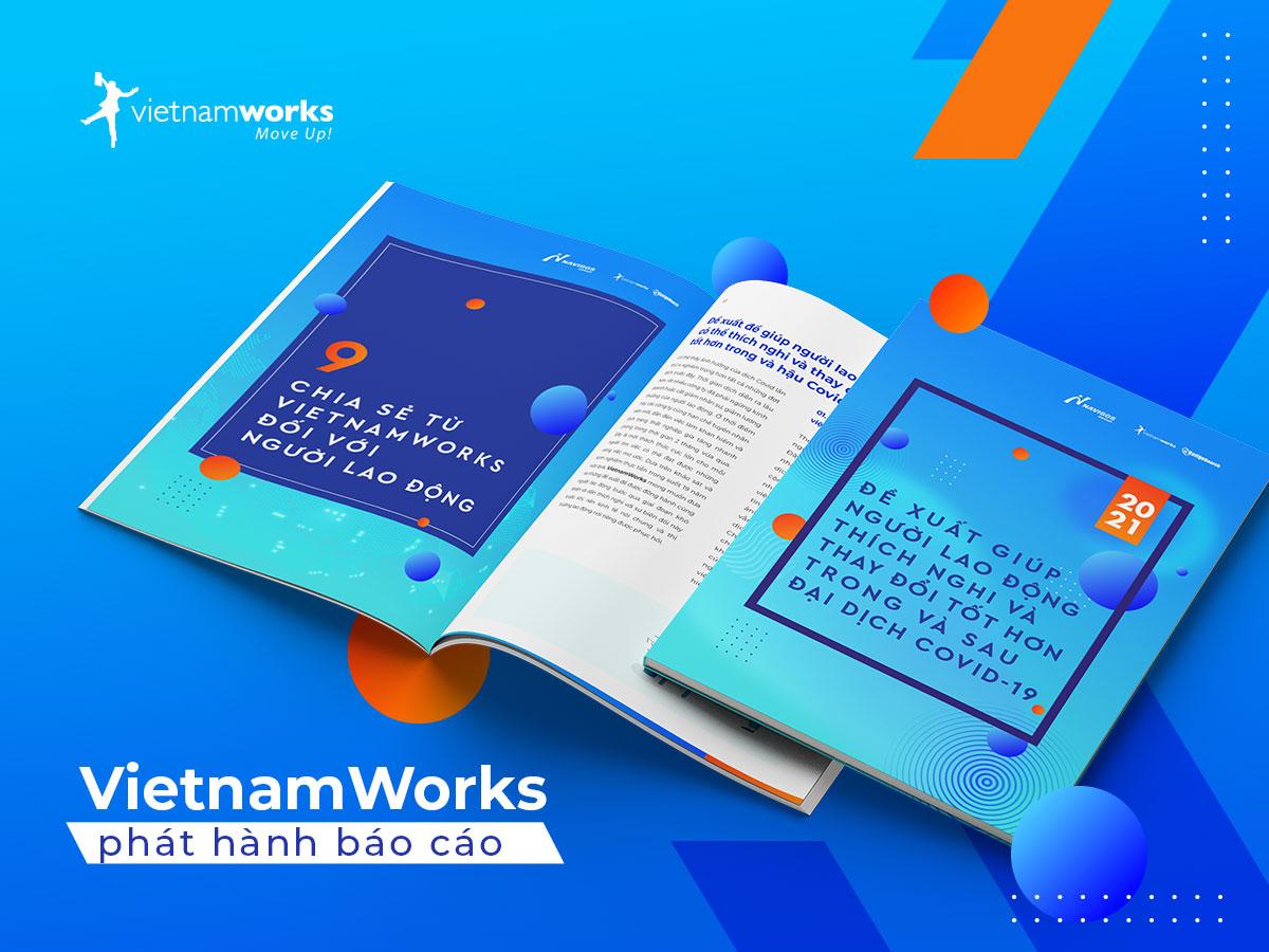 VietnamWorks đề xuất hướng đi cho Người lao động thích nghi và thay đổi tốt hơn trong và sau đại dịch Covid 19