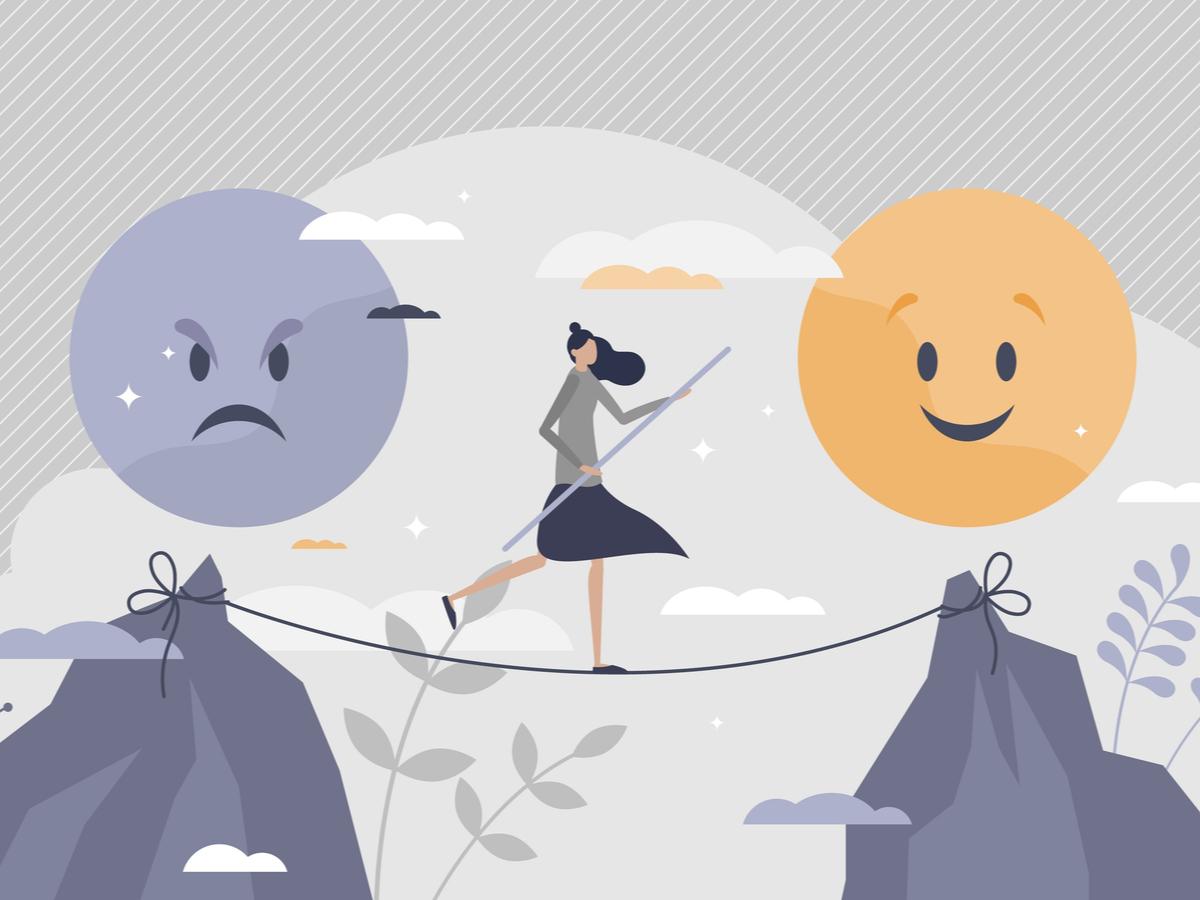 Tuyệt chiêu kiểm soát cảm xúc cho người dễ nóng giận