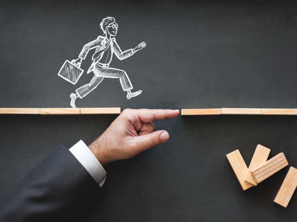 5 lý do khiến đường thăng tiến của bạn gặp nhiều chông gai