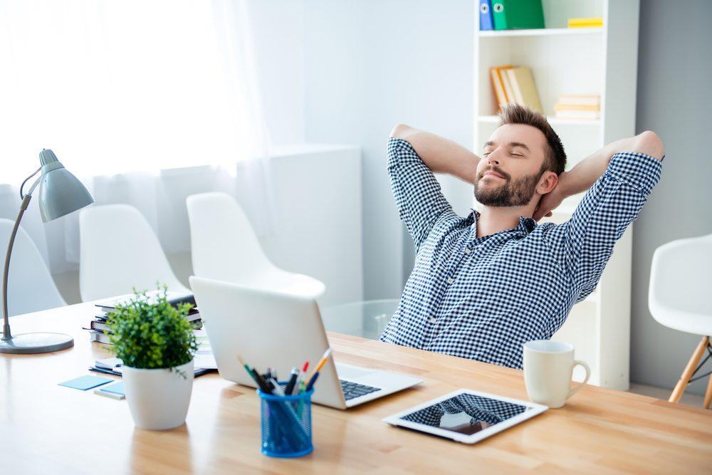 Làm việc hiệu quả hơn với 6 mẹo giải lao cho dân văn phòng
