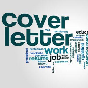 cover letter thư xin việc ứng tuyển