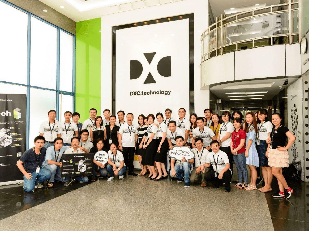 DXC Việt Nam với tên cũ là CSC Việt Nam
