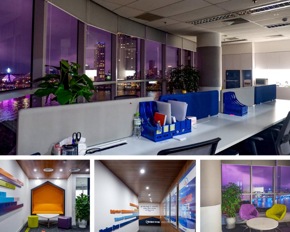 Văn phòng đại diện của Navigos Group tại Đà Nẵng