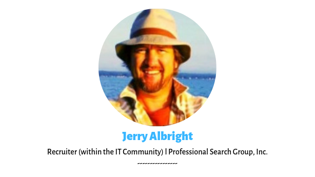 Jerry Albright