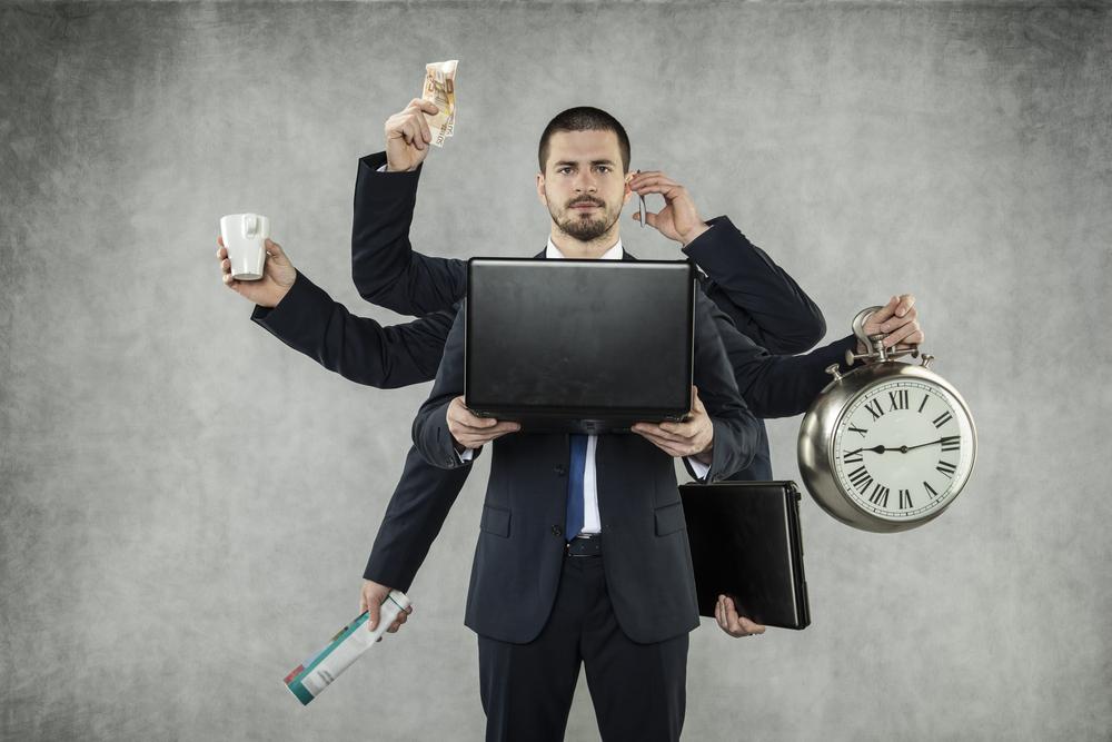 Làm việc hiệu quả - Bạn làm việc năng suất hay chỉ bận rộn vô nghĩa?