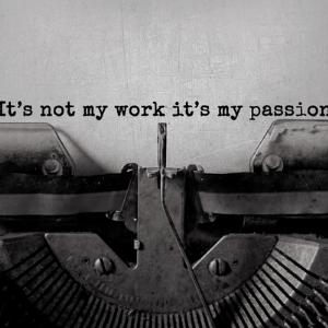 làm việc vì đam mê