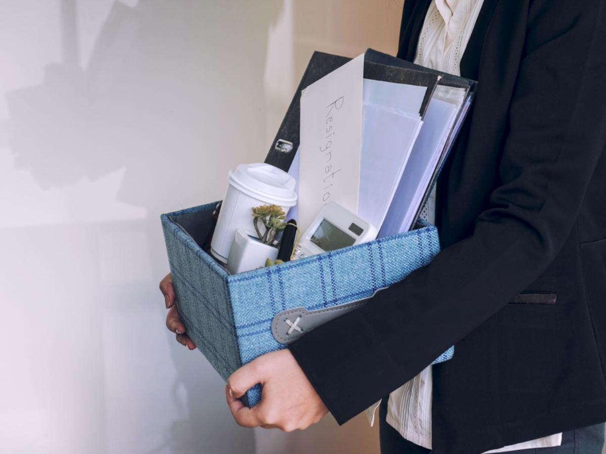 5 dấu hiệu chỉ ra đã đến lúc bạn cần một công việc mới