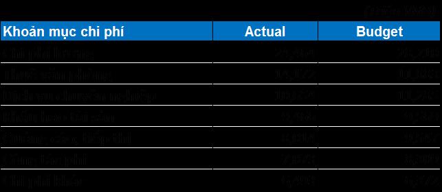 Cách trực quan hóa dữ liệu dành cho người làm tài chính – kế toán để khai thác giá trị nguồn dữ liệu