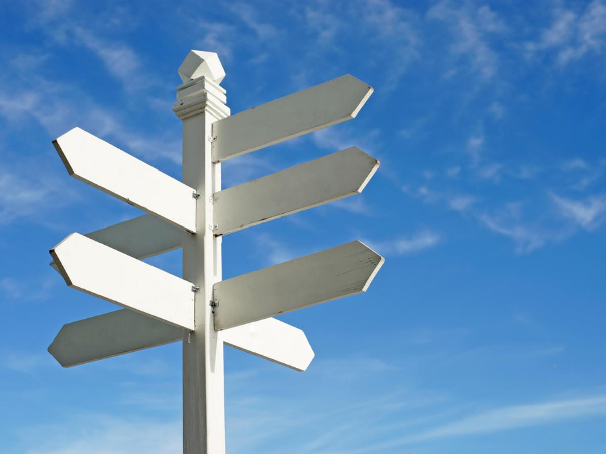Rẽ hướng khi đã có kinh nghiệm là bước đi nguy hiểm?