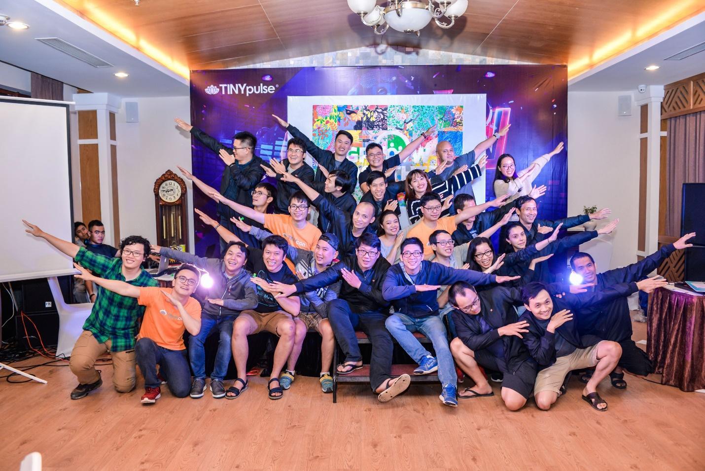 """TINYpulse - Lan tỏa sứ mệnh """"Làm cho nhân viên hạnh phúc hơn"""""""