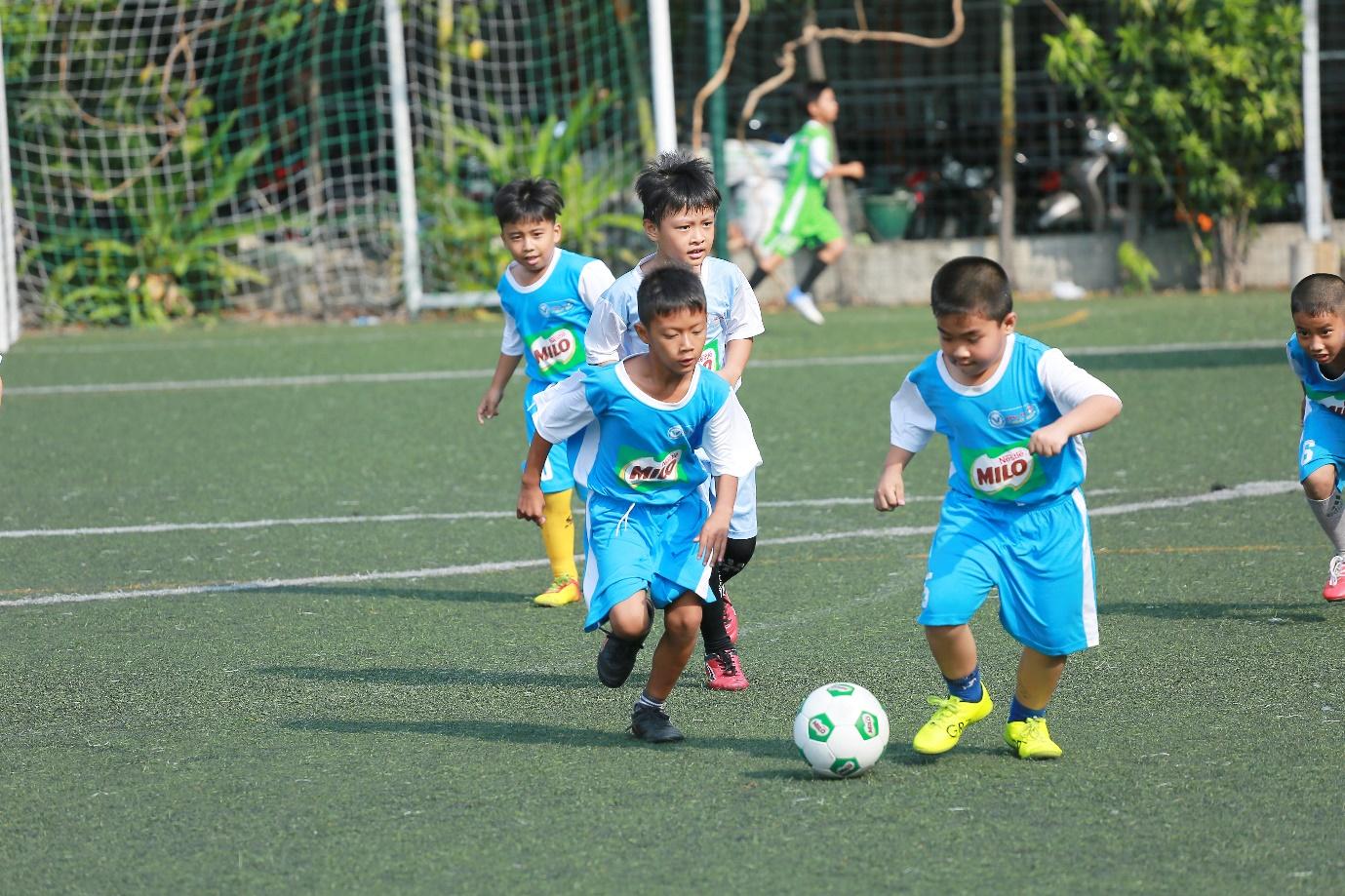 Nestlé MILO: truyền cảm hứng về một thế hệ Việt Nam năng động hơn
