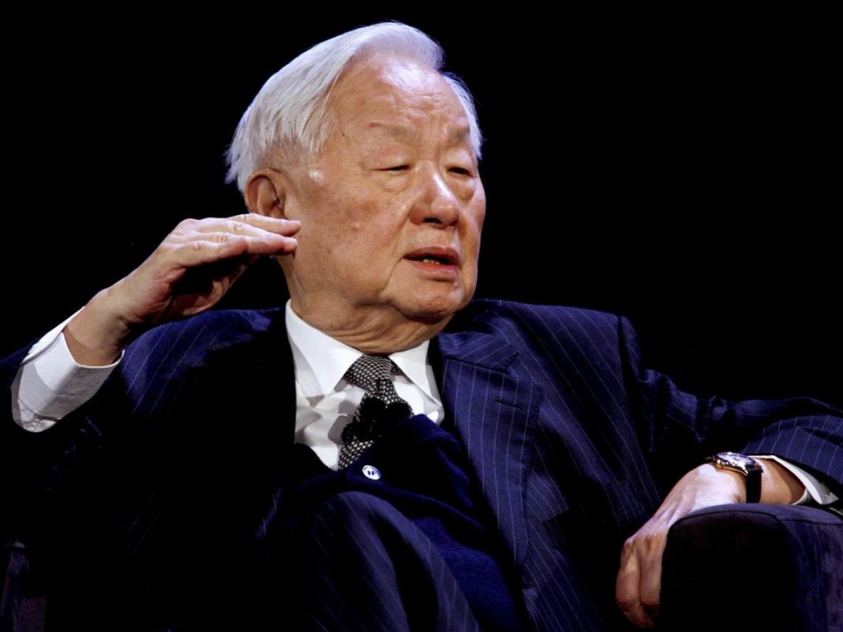 Bí quyết tuyển dụng nhân sự cấp cao của tỉ phú Châu Á Moris Chang