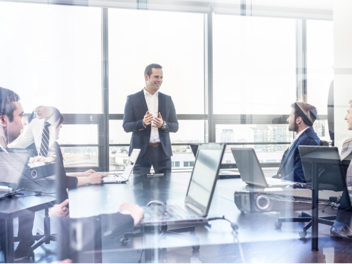 Văn hóa doanh nghiệp mạnh hay yếu tùy vào trình của lãnh đạo