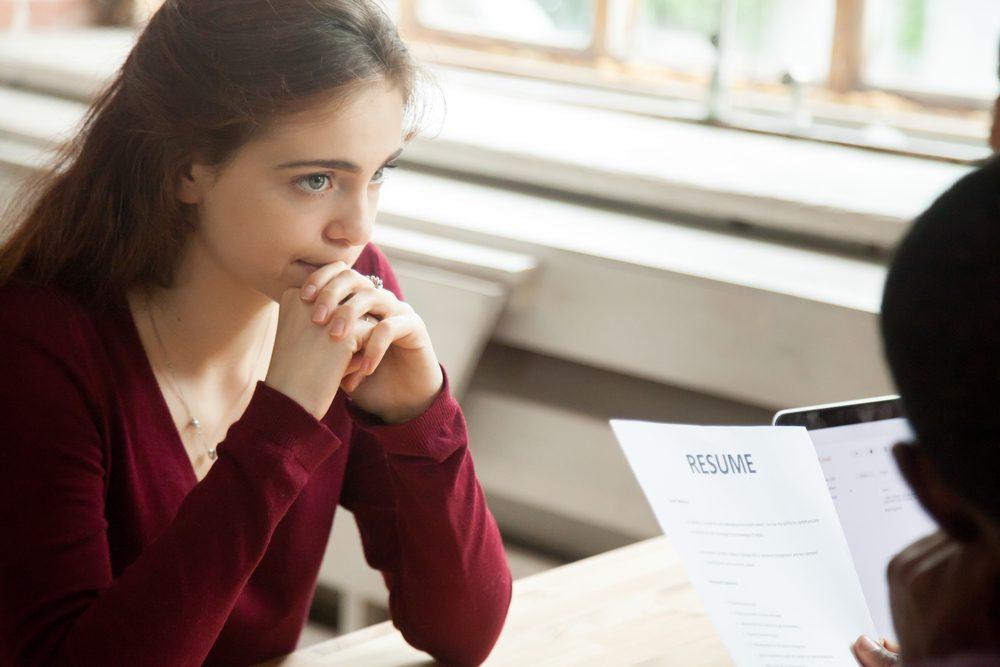 Những sai lầm tai hại khiến bạn không bao giờ xin được việc