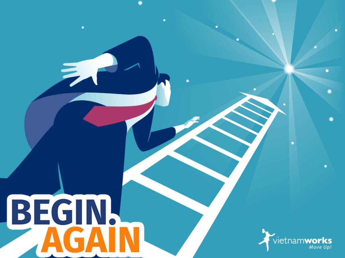 Đừng thỏa hiệp - hãy cho sự nghiệp cơ hội bắt đầu chương mới