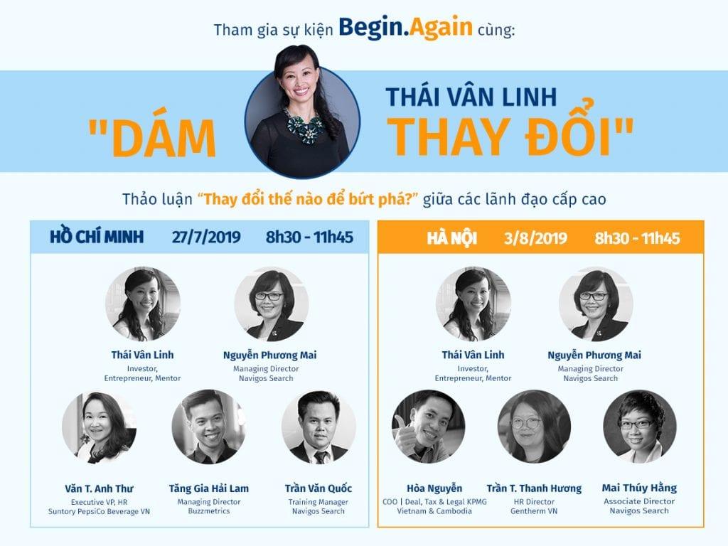 Bài học từ câu chuyện khởi nghiệp của doanh nhân Thái Vân Linh