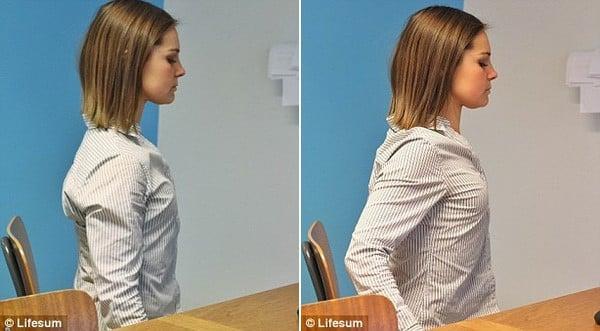 """5 bài tập dành cho những ai bị """"dính"""" với ghế làm việc ở văn phòng"""