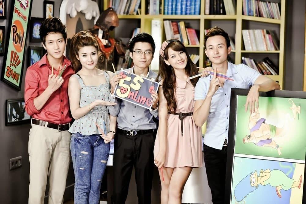 Muôn màu chuyện dân văn phòng trên màn ảnh Việt
