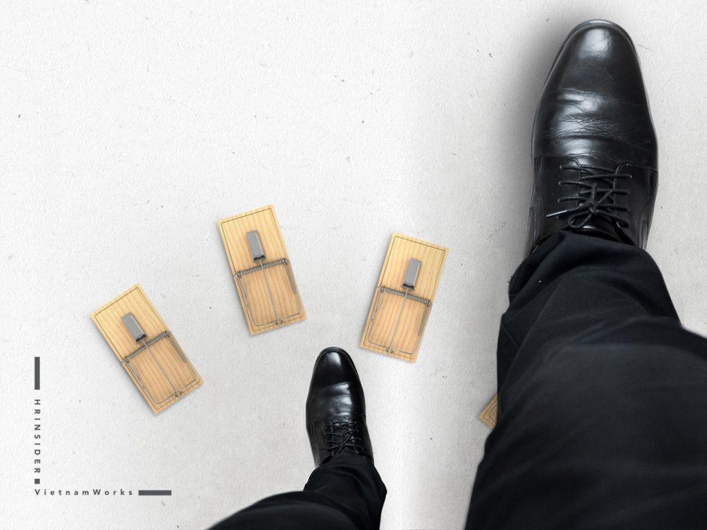 4 cạm bẫy khi tìm việc