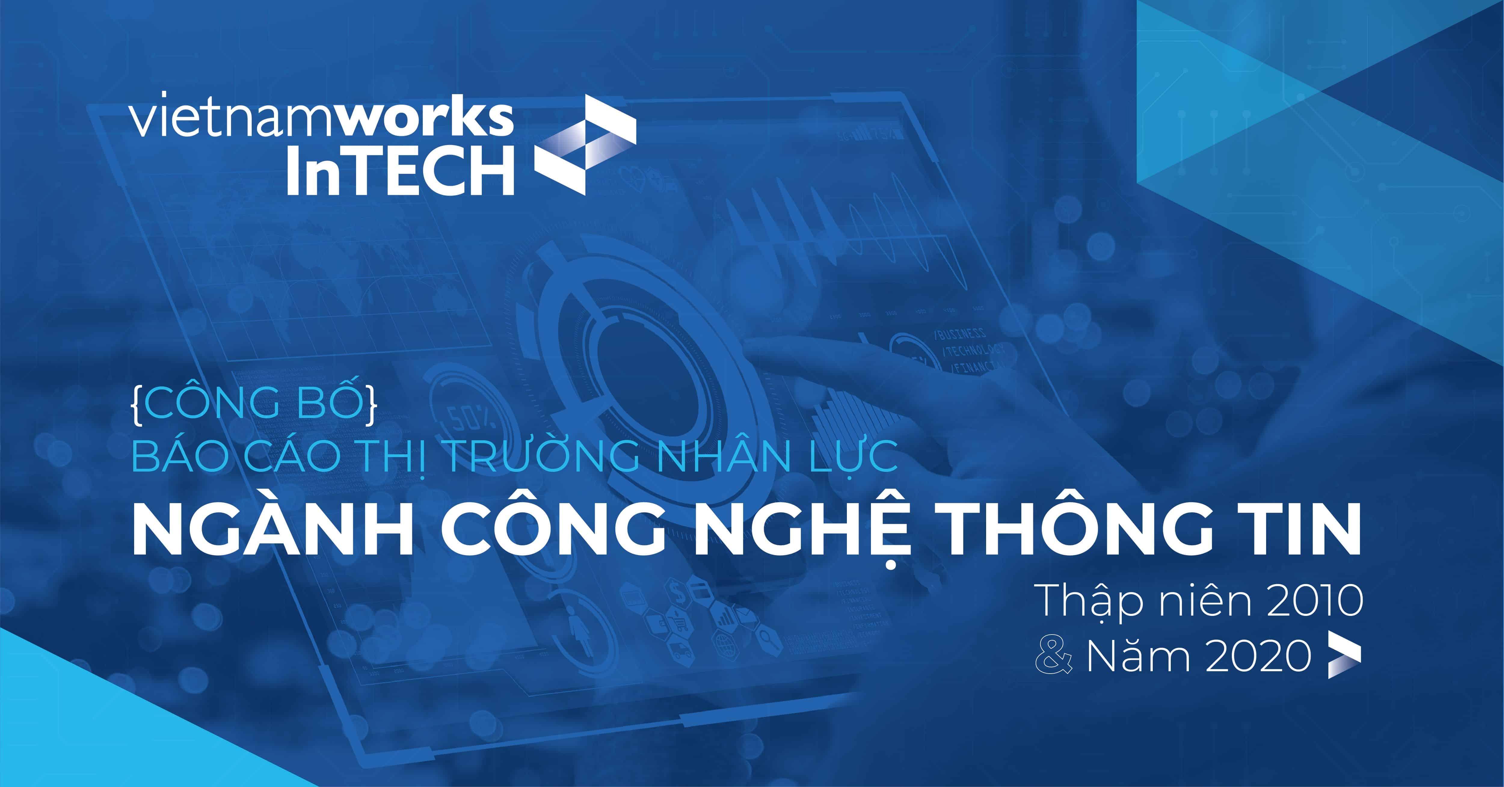 báo cáo thị trường nhân lực ngành CNTT VietnamWorks InTECH