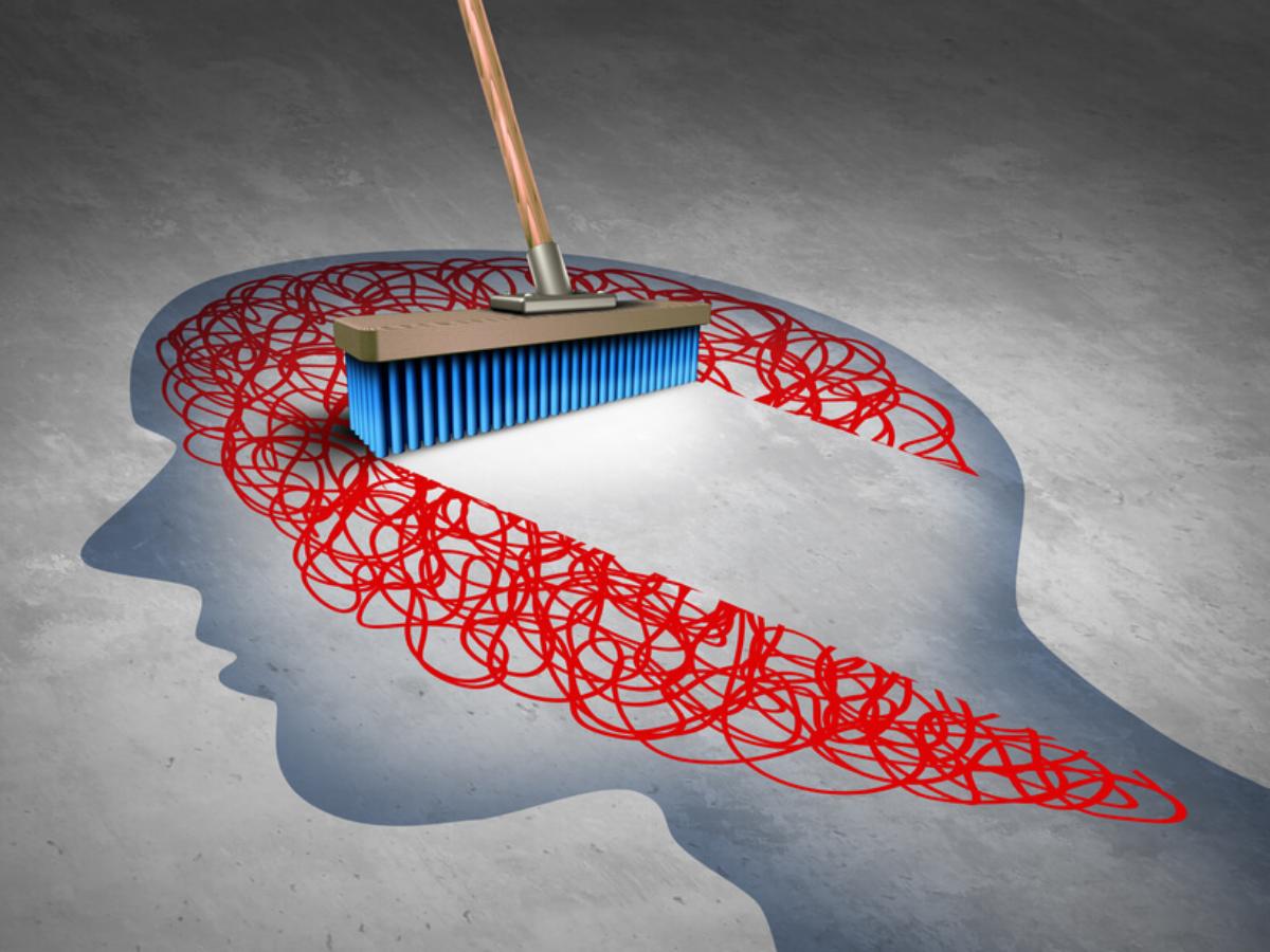 4 bước lấy lại sự tập trung khi đang gặp căng thẳng