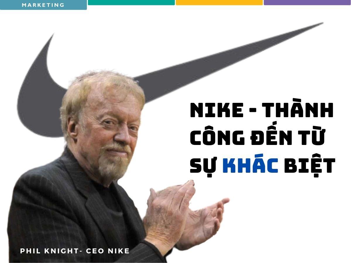 Marketing Case Study, Nike