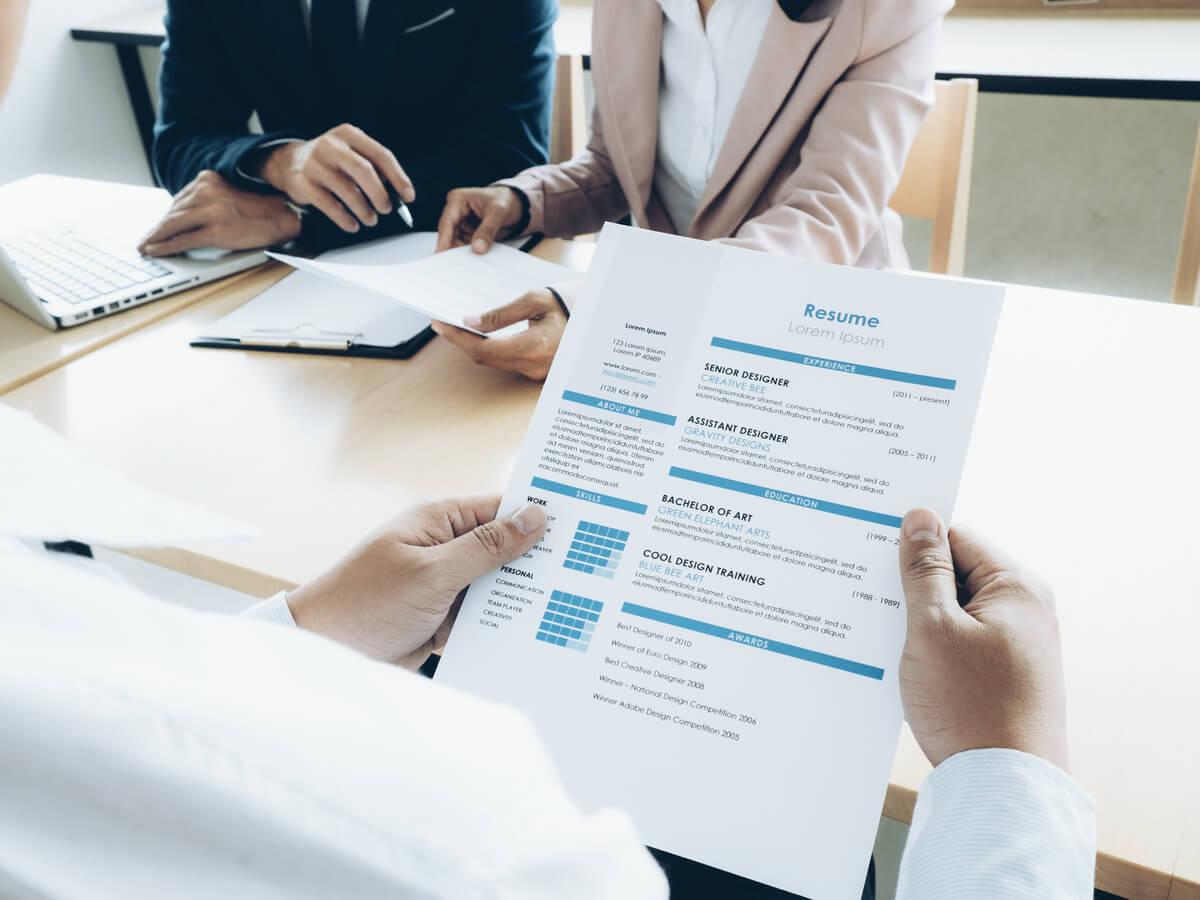 CV xin việc ngân hàng - HR Insider