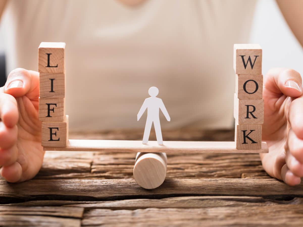 cân bằng cuộc sống - HR Insider