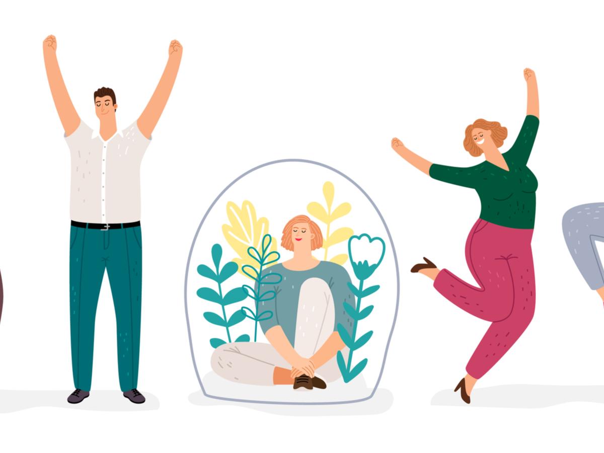 Bí quyết giúp một người hướng nội tìm việc thành công mùa COVID-19