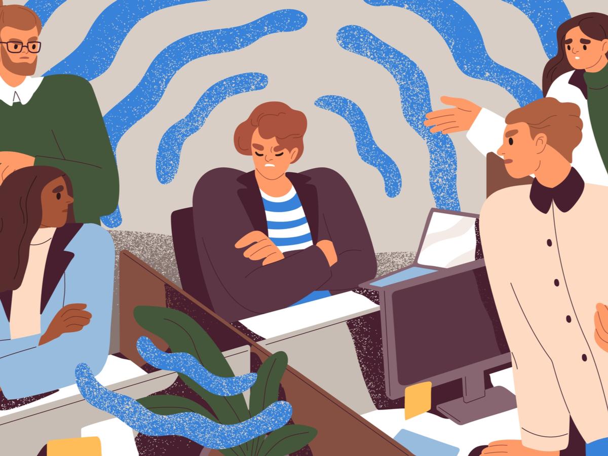 Khôn khéo mới có thể đối phó với nhân viên tiêu cực
