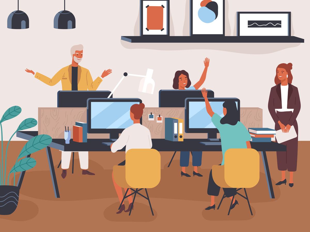 Các lợi thế khi có đồng minh tại nơi làm việc