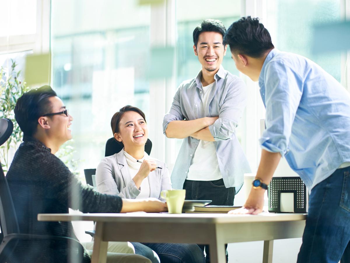Chốn công sở: Nếu đủ hạnh phúc, nhân viên sẽ không nhảy việc