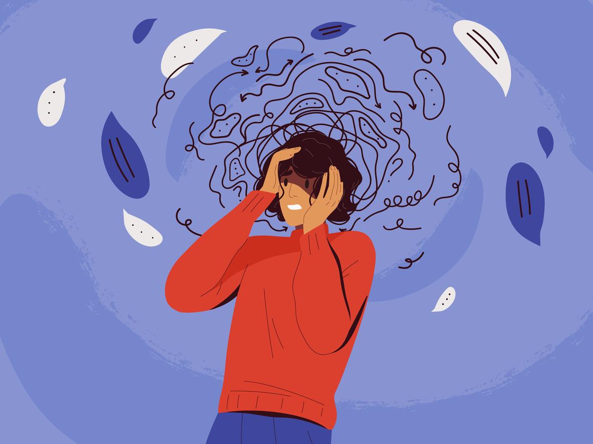 Đối phó với sự căng thẳng khi làm việc khó hay dễ?